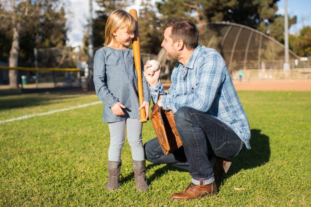 Good Baseball Parent